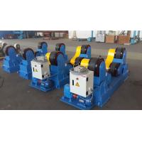 Buy cheap HGZ Pipe Welding Rollers Digital Display Truning Speed 1000mm / min Danfoss VFD product