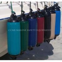 Buy cheap Yacht dock marine pneumatic boat rubber fender from wholesalers