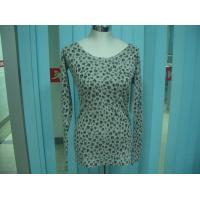 Buy cheap Cotton Blends Ribbed Fashion Pullover Sweaters For Young Girls Full Stars Printing product