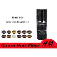 China 3g - 30g Hair Building Fiber Hair Thinning Concealer 12 Colors Optional wholesale