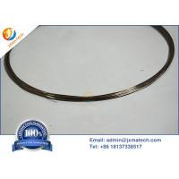 China MP35N Alloy Wire Nickel Based Alloys With Excellent Ductility And Toughness on sale