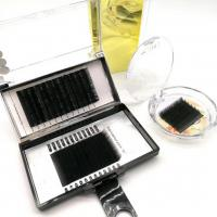Buy cheap Synthetic Safe Individual Lash Extensions No Glue Residue Easy Pick Off product