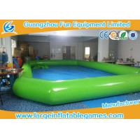 Buy cheap Plato PVC Inflatable Water Pool Swimming Pool For Water Walking Ball product