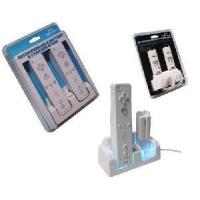 Buy cheap Blue Light Battery Charger Station for Wii/Nintendo WII Game (HYS-MW080) product