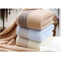 Buy cheap Soft Durable Household Terry Cotton Bath Towels Super Absorbent product