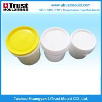 Buy cheap Plastic injection molding bucket moulding made in china product