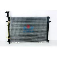 Buy cheap TUCSON ' 04 Aluminium Hyundai Radiator OEM 25310 - 2E100 / 2E400 / 2E800 product