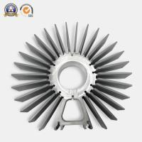 Buy cheap CE CNC Turning Parts  Aluminum Heat Sinks For Telecom Equipment product