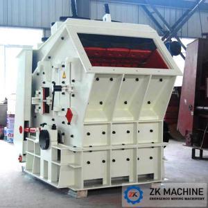 China 100T/H Impact Crusher Machine , Calcium Carbonate / Rock Crusher Machine on sale