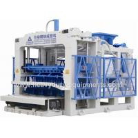 Quality Buildings / Road Pavers / Gardens Fully Automatic Brick Making Machine 57.88kw for sale