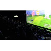 Buy cheap Indoor Amazing 5D Home Theater / Thrilling Motion Seat 5D Dynamic System product