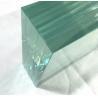 Buy cheap Custom Laminated Double Pane Windows / Pvb Laminated Glass Door Exterior from wholesalers