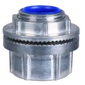 Buy cheap Zinc Die Cast Rigid Watertight Conduit Hub , IMC Conduit Fittings Polished product