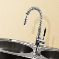 Buy cheap Pull out Kitchen Sink Faucet (KF004) product