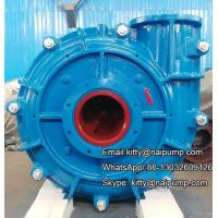 12/10 ST-AH  China Horizontal Slurry Pump Price list with cheap price