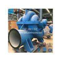 Buy cheap Split Case Emergency Fire Engine Water Pump Ductile Cast Iron Materials product
