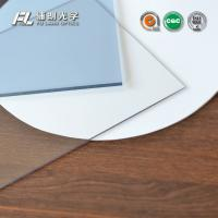 Quality Flexible Anti Static Acrylic Sheet 9mm Thick Chemical Resistance , Innovative Coating Ability for sale
