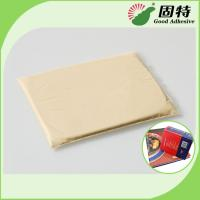 Buy cheap PH 6.5 Industrial Strength Hot Glue Packaging For Notebook Backlining product