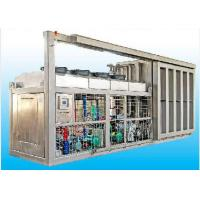 Buy cheap Vacuum Food Quick Cooling Machine / Fruit Vegetable Vacuum Pre - cooling Device System product
