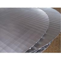 Buy cheap wire wrapped panel / Johnson type Screen plate / dewatering screen panel / v wire flat panel / support grids product