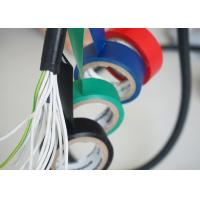 Buy cheap Colored PVC Electrical Tape Insulating Comply With UL And CSA Certificate product
