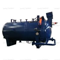 Buy cheap Industry Use Horizontal Pressure Leaf Filter Crude Oil / Lubrication Oil Filter Press product