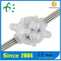 Buy cheap Miracle bean 30mm SMD5050 DC12V IP67 rgb led point light advertising led light product
