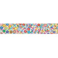 Buy cheap 2x12.25 Inches Rulers 3D Lenticular Printing Service With Multicolored Spinning Wheels product