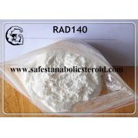 Buy cheap High Purity SARMs White Powder  RAD140 for Increasing Strength product