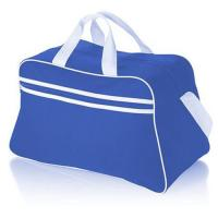 Buy cheap Fashion Custom Duffle Bags Zip Closure , Heavy Duty Canvas Travel bag from wholesalers