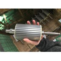 Buy cheap Copper Wire Starter Motor Armature , Dc Motor Armature With Commutator Rotor product