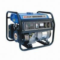 Buy cheap Gasoline Generator with 2kW Rate Power, 163cc Displacement and 5.5HP Maximum Output product