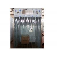 Buy cheap Pharmacy Power Coated Clean Room Booth , Class 100 Modular Clean Rooms product