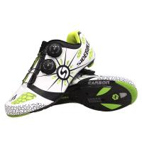 China Nylon Mesh Carbon Road Bike Shoes High Security Excellent Slip Resistance on sale