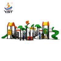 Buy cheap Residential Area Kids Playground Slide Sand Blasting Craft ISO Certification product