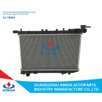 Buy cheap Brazing Aluminum 2000 Nissan Radiator For Almera Mt Car Spare Parts 21410-0m000/0m100 product