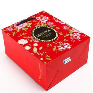 Buy cheap 2018 hot style kraft paper gift bag kraft gift bag kids gift bags of Higih Quality product