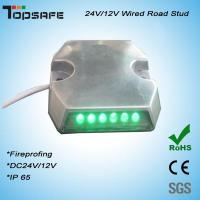 Buy cheap Cast Aluminum LED Reflective Wired Road Stud with CE and RoHS product