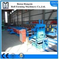 Buy cheap PLC Control CZ Purlin Roll Forming Machine 1000mm Raw Material Width product