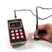 Buy cheap USB Communication Coating Thickness Tester 4 Digital LCD With EL Backlight MCT200 product