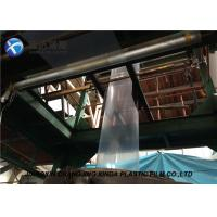 Buy cheap 160mm Small Width LDPE Tubular Packaging Transparent Packaging Plastic Film Rolls product