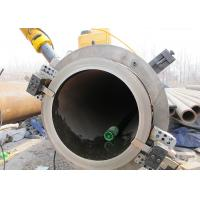 Buy cheap Durable Pipe Cutting Beveling Machine Heavy Wall & Large Size Double Cutting product
