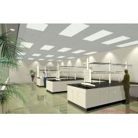 Buy cheap Commercial School Lab Furniture , Heat Resistant Steel Wood Biology Lab Furniture product