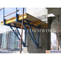 Buy cheap Multipurpose Automatic Climbing System Bracket Vertical Formwork Easy Operation product