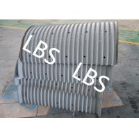 Buy cheap Offshore Platform Crane Main Drum Lebus Grooving Wire Rope Or Cable product