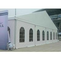 Buy cheap Environmentally 20m Outdoor Event Tent Fabric Structure For Exhibition product