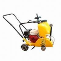 Buy cheap Floor Saw with 5.0 to 5.5HP Engine Power and 300mm Optional Disc Diameter product