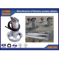Buy cheap Stainless Steel Submersible Mixer QJB4.0/6-400/3-980S , 4KW for aeration tank product