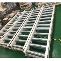 Buy cheap Motorized Roller Conveyor , Automated Conveyor Systems For Cosmetic Logistic Products product