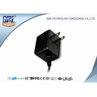 Buy cheap Universal 12v Wall Mount Power Adapter Ac 100-240v To 50-60hz Dc 0.2a 0.8a 2 Pin Plug product